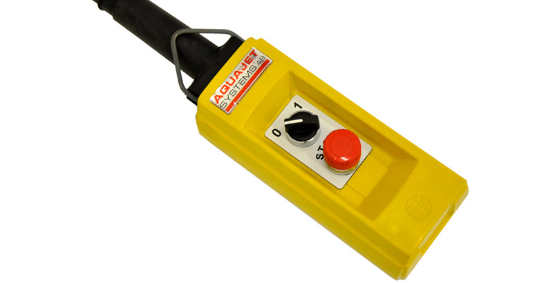 Skid-Mounted High-Pressure Pump Remote control