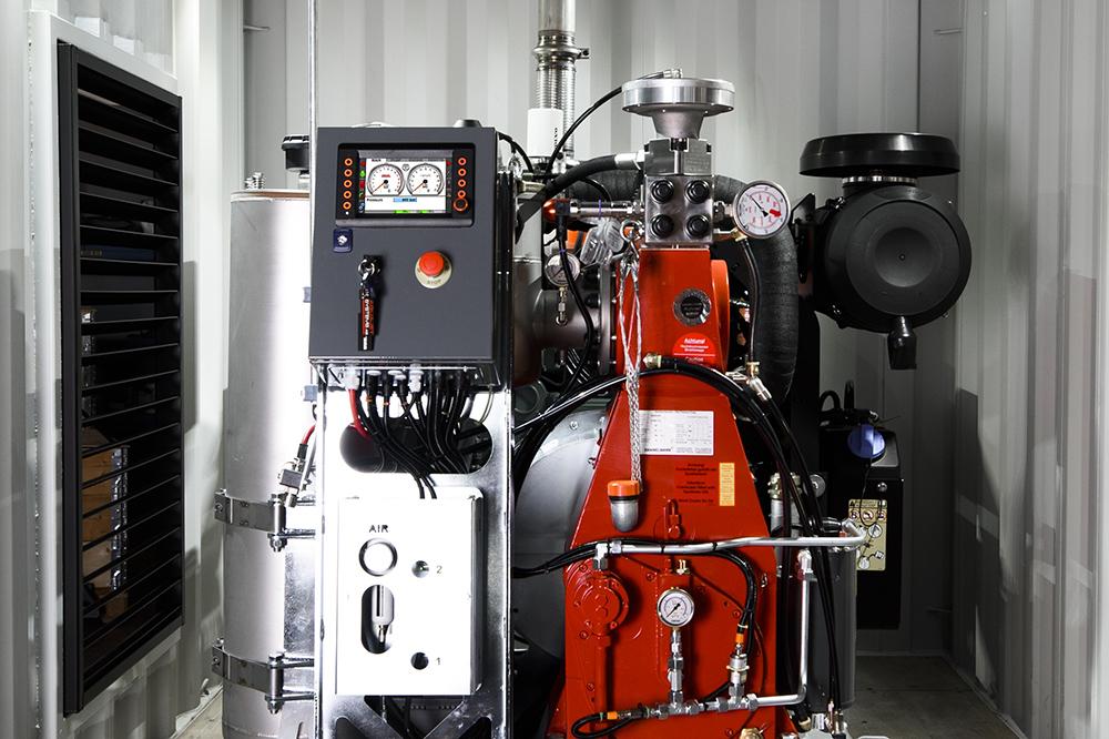 Aqua Power Pack 270 - Hydrodemolition High-Pressure Pump Revo system