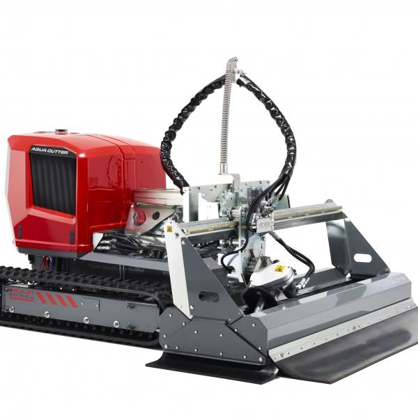 aqua cutter 710H aquajet hydrodemolition industrial cleaning refractoring