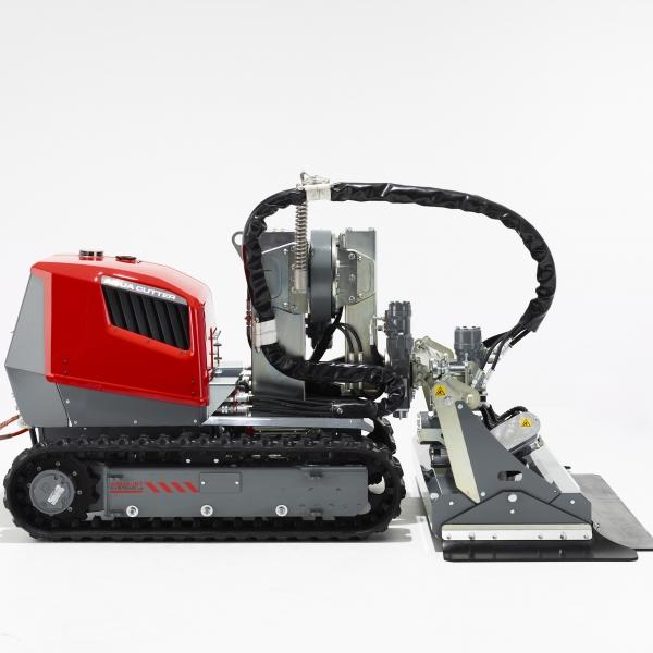 aqua cutter 410A aquajet hydrodemolition industrial cleaning refractoring