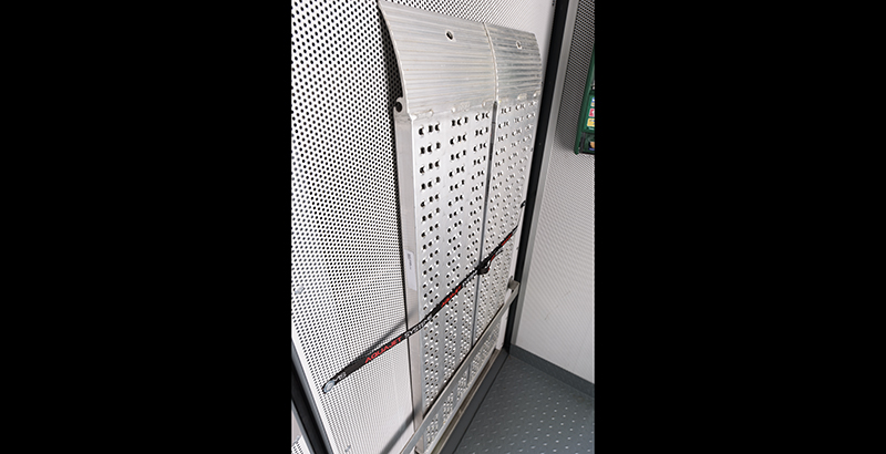 hydrodemolition high-pressure pump power pack aqua cutter ramps