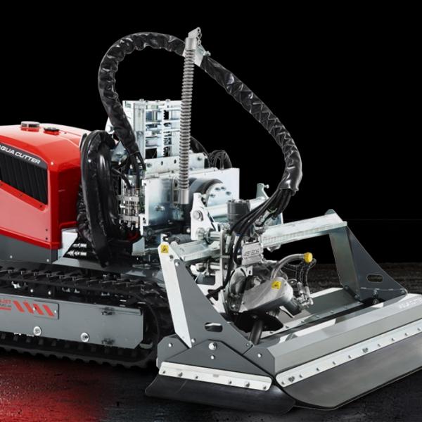 aqua cutter 410V aquajet hydrodemolition industrial cleaning hydroblasting concrete repair surface applications