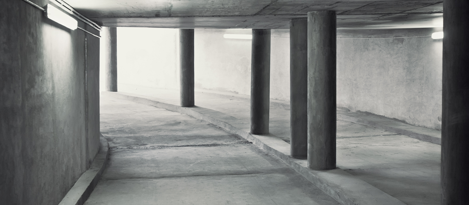 Parking Garage Hydrodemolition