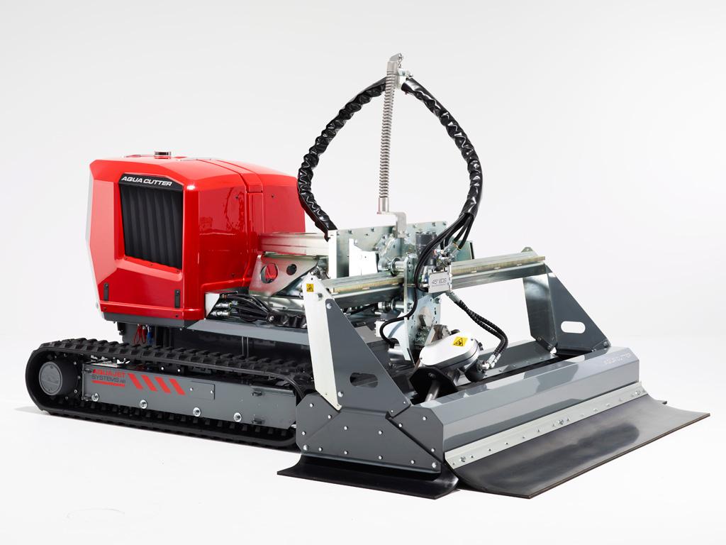 Aqua Cutter 710H Hydrodemolition Robot