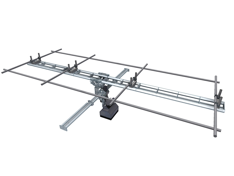 Aqua Spine Hydrodemolition Multi-Modular Support Dual Rail