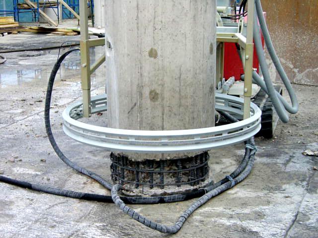 Hydrodemolition CPH- Circular Power Head