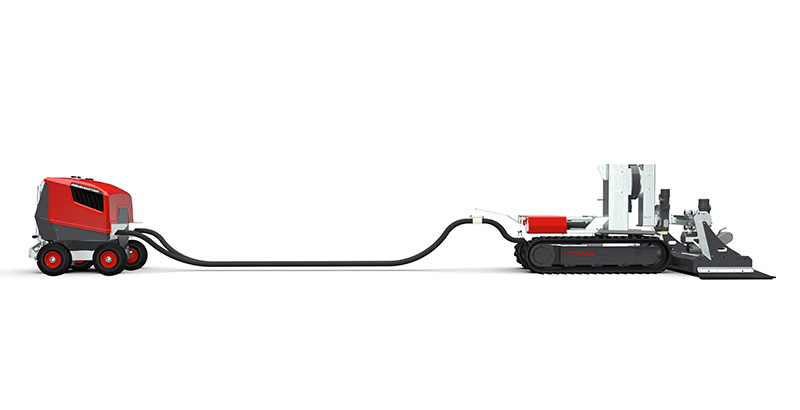 Aqua Cutter PCM Carrier Hydrodemolition Accessory