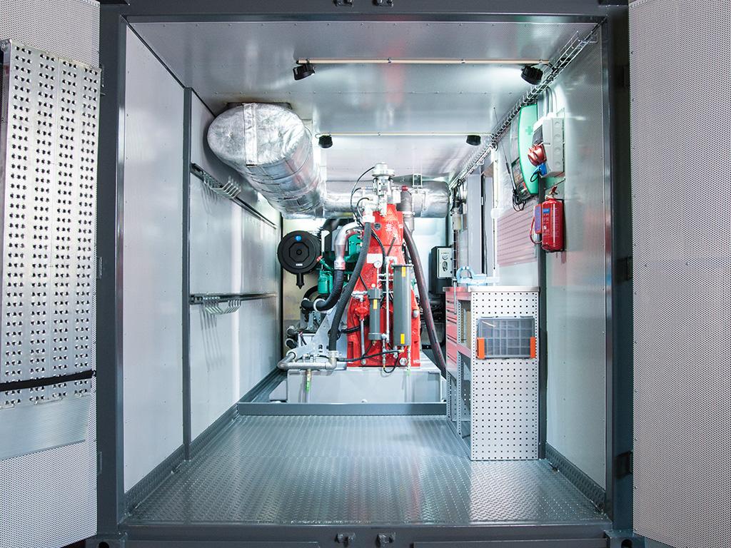 Power Pack Ecosilence inside