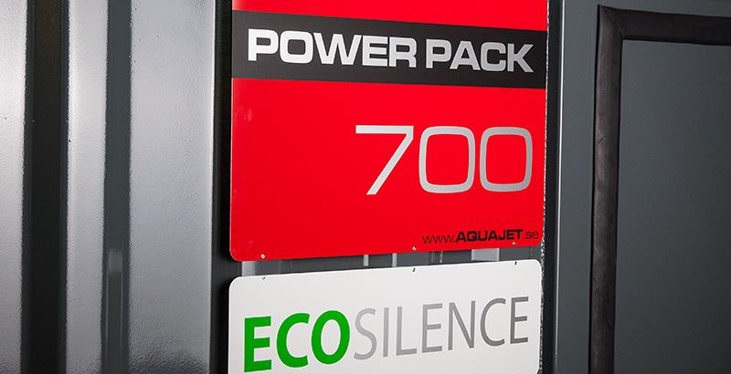Power Pack Ecosilence version