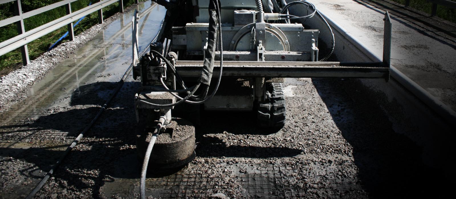 Rotolance Hydrodemolition Accessory
