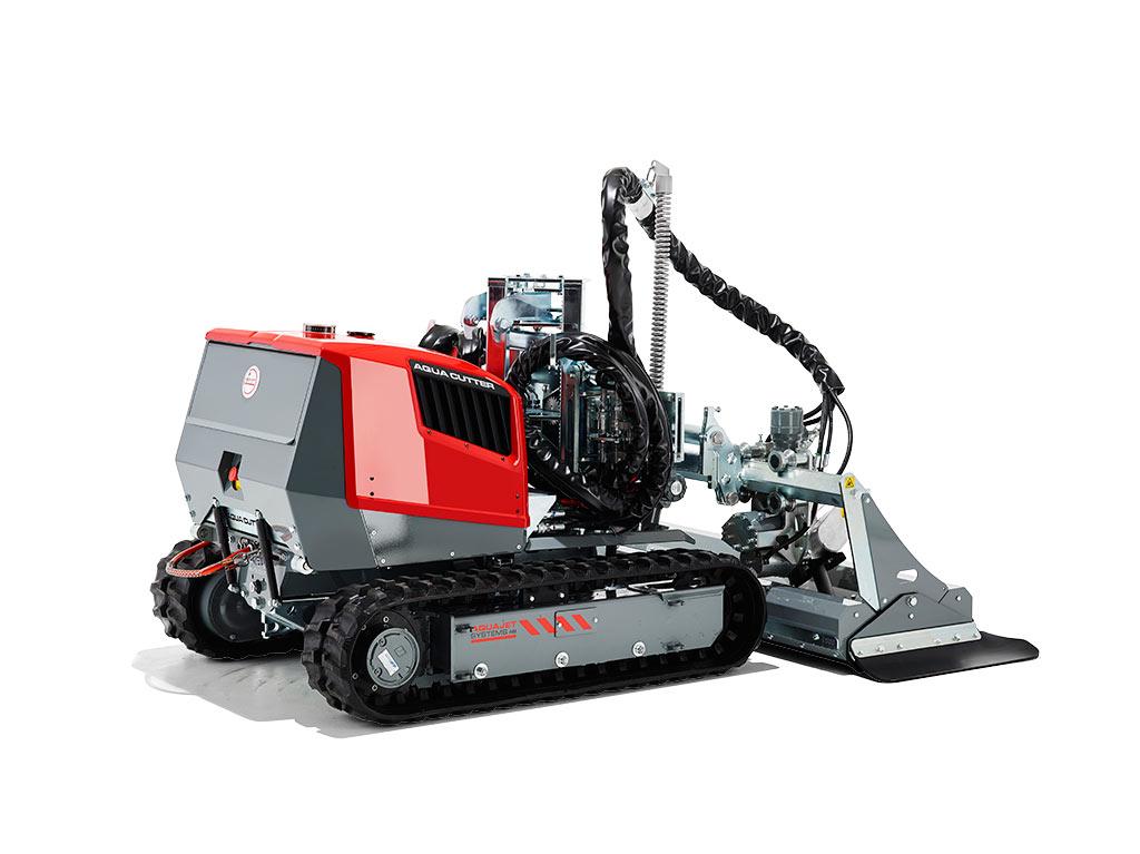 Aqua cutter 410V Hydrodemolition Robot