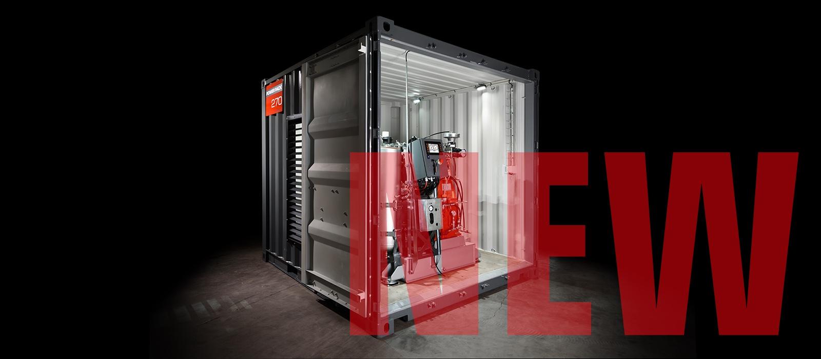Aqua Power Pack 270 - Hydrodemolition High-Pressure Pump