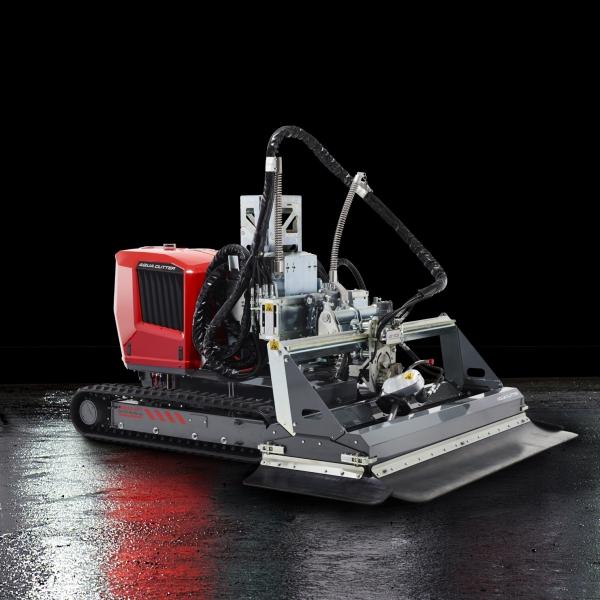 aqua cutter 710V aquajet hydrodemolition industrial cleaning refractoring